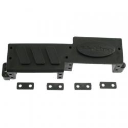 Servoabdeckplatte Kunstoff Graupner H89621