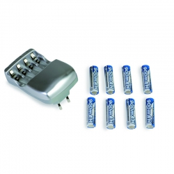 Ladeger�t Energy Setund 8 Akk Graupner 90130.BW