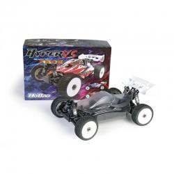 Hyper VS Elektro Buggy Roller 80% mont. Graupner 90177.RE