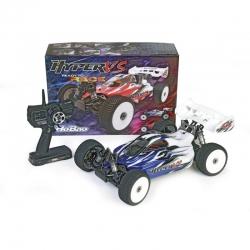 Hyper VS Elektro Buggy RTR blau Graupner 90177.RTR.B