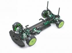 Hyper H4 Pro Elektro Racing Buggy 1:10 Bausatz RC Onroad Buggy Maßstab 1:10 Graupner 90185