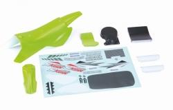 Karosserie + Decals(grün) Graupner 90190.61