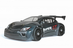 WP HYPER GT 1:8 On-Road Verbrenner grau Graupner 90206.GR