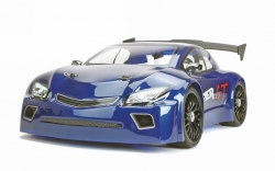 WP HYPER GT 1:8 On-Road Verbrenner blau Graupner 90206.BU