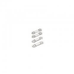 Akkuverbinder f. kleine Zelle VE4 Graupner 91282.1