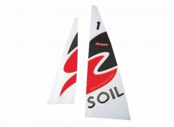 Ersatzssegel Soil Graupner 92301.1