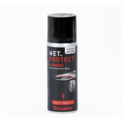 Wet.Protect 50ml Konservierungssprayfür Elektronik Graupner 968.50