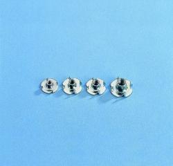 Einschlagmuttern M5VE10 Graupner 98247.5