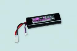 LiFe-Akku 20C 2/3000Car 6,6V Stick JST Graupner 98970