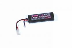 LiPo-Akku 20C 2/40007,4V Stick P.JST/G2 Graupner 98999