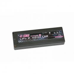 LiPo-Akku V-MAXX 45C2/4200 7,4V G3,5/G4 Graupner 99002