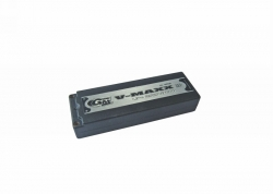 LiPo Akku V-MAXX 100C 2S2P/7600 7,4 V G4 Graupner 99031