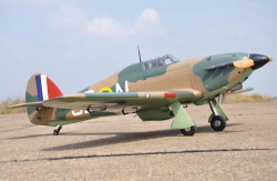 BlackHorse Hawker Hurricane ARTF