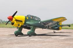 Black Horse Ju-87B2 Stuka 50cc ARTF BlackHorse A-BH169