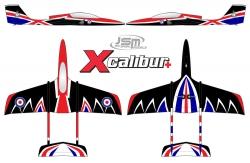 JSM Xcalibur+ (RAF) JSM