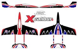 JSM Xcalibur+ (RAF Paket) JSM