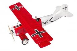 SFM Fokker DVII EP ARTF rot SF A-SFMEP46A