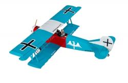 SFM Fokker DVII EP ARTF blaugrün SF A-SFMEP46C