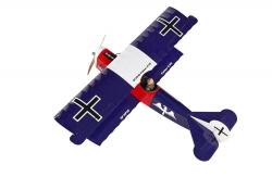 SFM Fokker DVII EP ARTF dunkelblau SF A-SFMEP46D