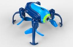 Udi Piglet WiFi Mini Drone blau Udi A-U36W-B