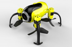 Udi Piglet WiFi Mini Drone gelb Udi A-U36W-Y