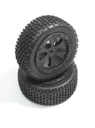 Reifen komplett vorne (2 St.) Absima 1230033