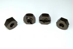 Aluminium Radmitnehmer 12mm (4 St.) Absima 1230241