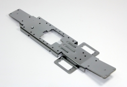 Aluminium Chassisplatte oben 1:8 Hot Shot AMT8 Absima 1330020