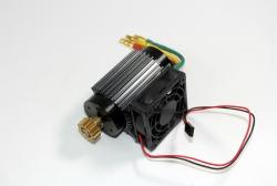 Brushless Motor und Lüfter Set 1:8 Hot Shot AMT8 Absima 1330067