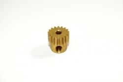 Modul 0.6 17Z Kupfer Motorritzel AB2.8 BL Absima 1330156