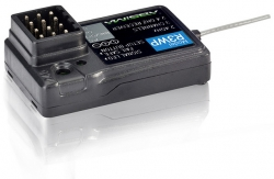 3 - Kanal Empfänger R3WP 2,4 GHz waterproof Absima 2020002