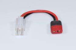 Adapter T-Plug (Buchse) auf Tamiya (Stecker) 4cm Absima 3040021