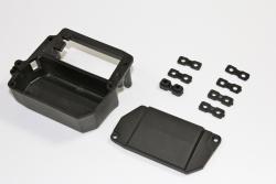 Empfängerbox/Servohalter 1:8 BL Absima T08822