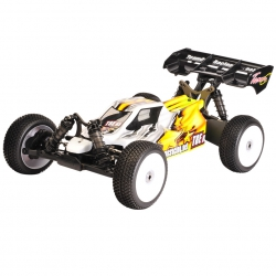 1:8 EP Buggy T8E V3 4WD Brushless Competition KIT Absima T8EV3