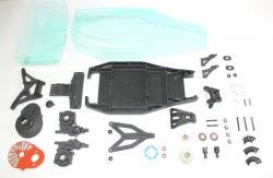 Conversion Kit TC02C auf TC02CEVO Absima TU0249