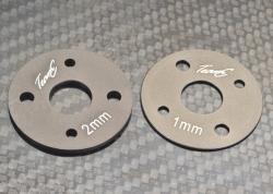 U-Scheiben für Motor 1mm/2mm Absima TU0811