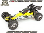 Arrma ADX-10 Buggy, gelb / RTR Revell RC Pro AR102101