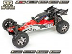 Arrma Raider Buggy, rot / RTR Revell RC Pro AR102031