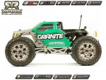 Arrma Granite Monster, grün / RTR Revell RC Pro AR102311