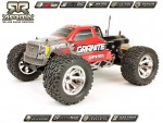 Arrma Granite Monster, rot / RTR Revell RC Pro AR102321
