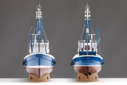Elcano Robbe 1201 - auch dieses Modell zum Verkaufsstart FERTIG montiert !