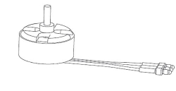 Max Thrust Riot BL-motor (850kv) Robbe 26240002