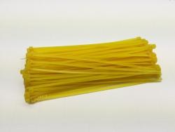 Kabelbinder 3x150 mm 100 Stück gelb Robbe 59001002