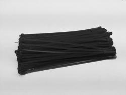 Kabelbinder 3x150 mm 100 Stück schwarz Robbe 59001004