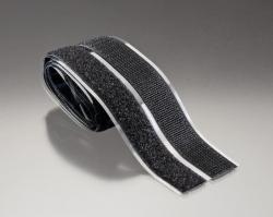 Klettband H+F selbstkl. 30x1000 mm schwarz Robbe 59001010