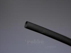 Schrumpfschlauch D1 x 1.000 mm schwarz Robbe 59002001S