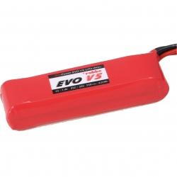 RO-POWER EVO V5 25(50)C 7,4 VOLT 2S 550MAH LIPO AKKU Robbe 6524
