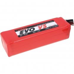 RO-POWER EVO V5 35(70)C 18,5 VOLT 5S 5000MAH LIPO AKKU Robbe 6579