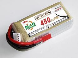LiPo Akku robbe NXE-Power Evo 3S450/30C/JST-BEC Robbe 6601JSTNXE