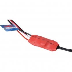 RO-CONTROL 3-12 2-3S -12(15)A BRUSHLESS REGLER 5V/2A BEC Robbe 8716